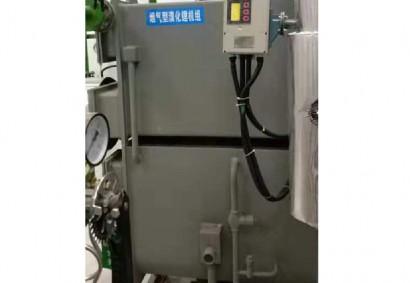 重庆大学烟气44kW余热回收系统