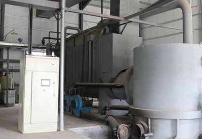 潍坊工程职业学院: 3台BVB-600,供暖面积18万㎡