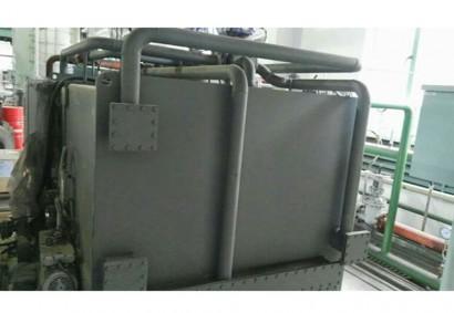 上海宝钢集团50kW吸附式制冷机组