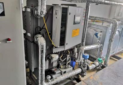 山东建筑大学11.5kW热水型吸收式冷水机组
