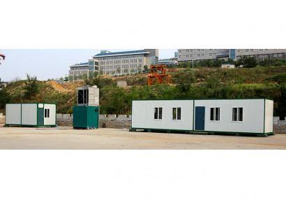 冷热电联供机组案例