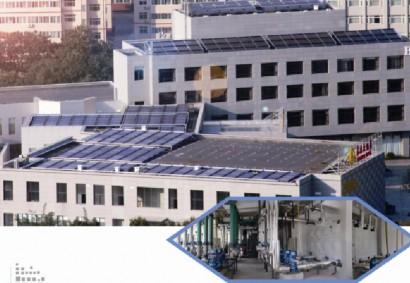 潍坊昌乐鸢飞大酒店(五星级)太阳能中央空调系统