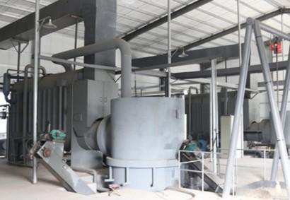 潍坊理工学院:2台BVB-600,供暖面积13万㎡