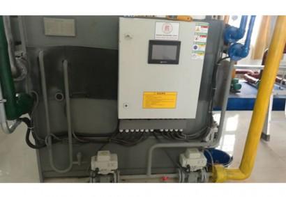 新加坡国立大学能源实验室5kW 吸附式制冷机组