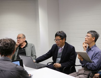 bob游戏平台新能源加快国际交流步伐——我公司王红斌教授应邀到墨尔本大学讲学