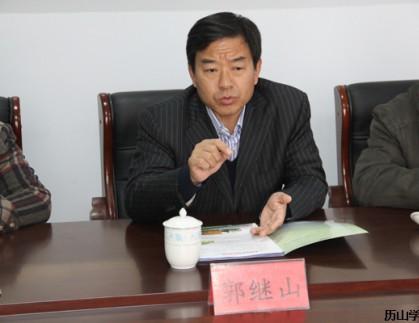 青岛市政府节能减排观摩团到我公司参观考察