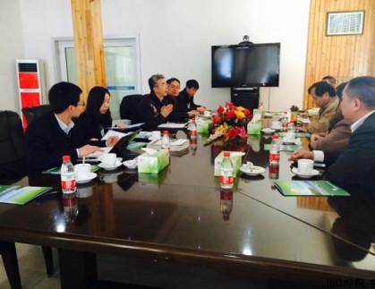 我公司应邀参加老挝驻华公使参赞到访力诺瑞特相关活动