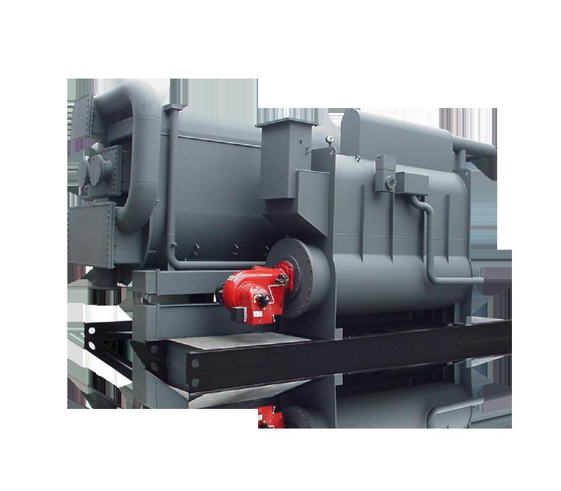 直燃型吸收式制冷机组
